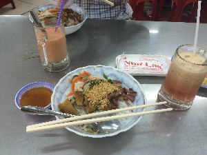 Bun Thit Nuong Cha Gio, mark 2