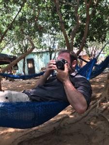 Gav the photographer