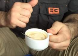 Egg white Coffee