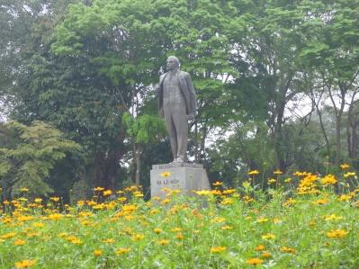 Lenin Statue. Photo: LP