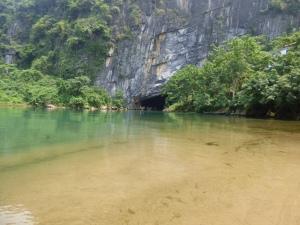 Phong-Na cave entrance