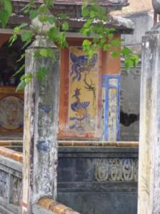 Phoenix motif, Imperial City