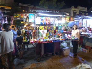 Night Market Stall