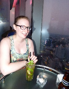 Me- a mojito of some description