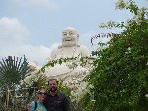 Happy Buddha.. Happy Gav?