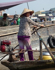Floating Market- Seller