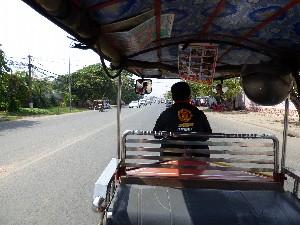 Tuk Tuk en route