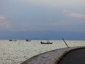 Ah Kep and its sunsets