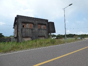 Other abandoned buildings