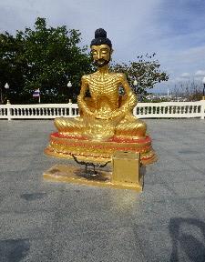 Bearded Buddha
