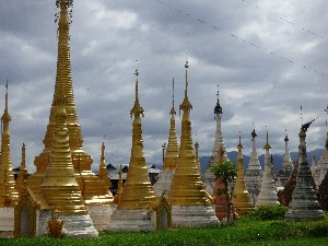 Stupas again