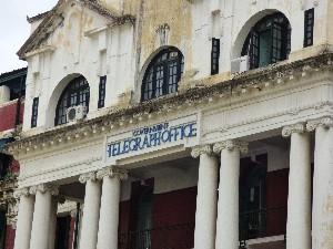 Telegraph Building.