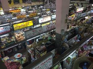 Warorrot Market