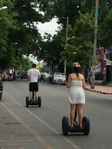Segway tour- if you have a spare $50 or so to spend.