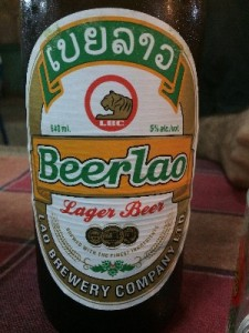 The beer here is really good! Hurrah! After a month of crap beer in Thailand (I was dry for the whole month) its back to tasty beer. Its the same price or cheaper than most fruit shakes....dangerous