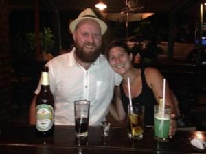 Ah the Irish Bar....