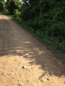 Ah the road!