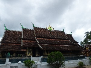 Wat Xieng Thong- the most historic temple in Luang Prabang