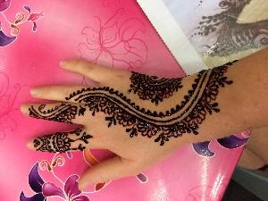 Got some Henna done...