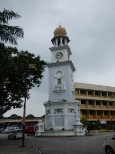 Queen Victoria Memorial Tower