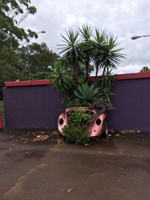 Some random car recylcing