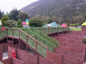 The Outdoor maze