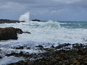 Ah the waves