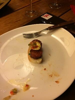 It was tastier than it looked