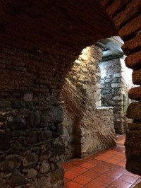 The crypt!...