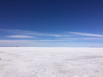 Ah the Uyuni Salt flat, largest in the world! Now time for fun